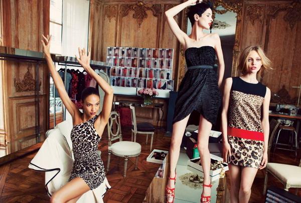 macys La Moda Italiana: Moda za crveni tepih