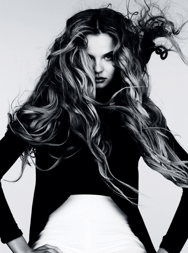 magdalena2 Vogue Germany: Kosa kao inspiracija