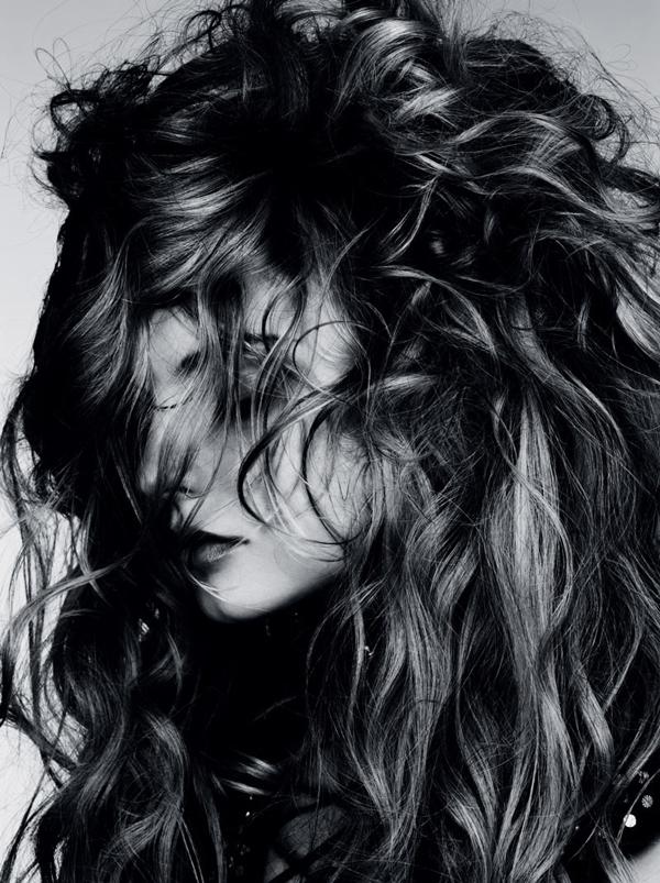 magdalena5 Vogue Germany: Kosa kao inspiracija