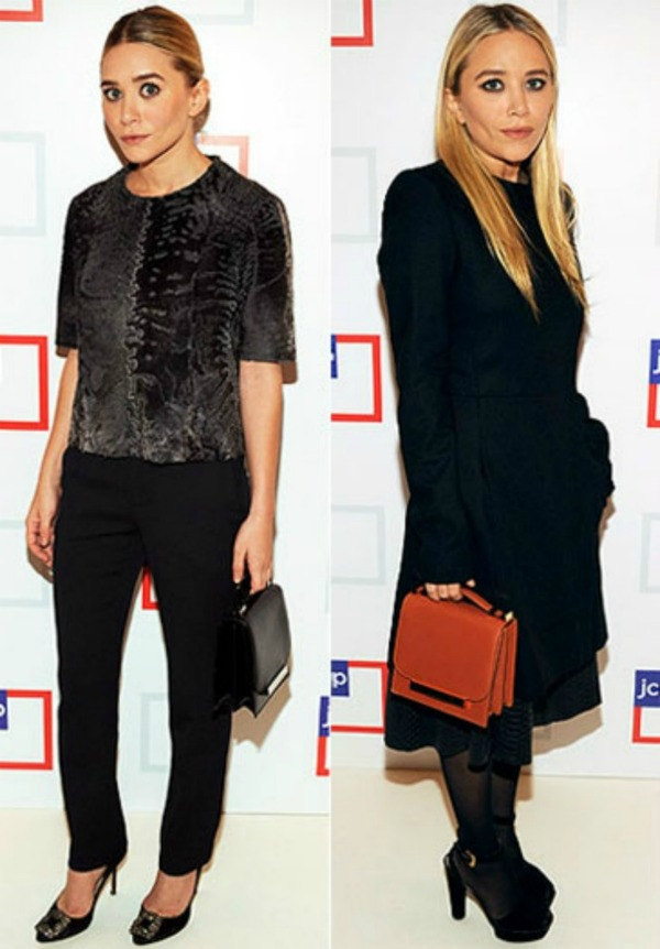 mary kate and ashley Fashion Police: Neka nova lica