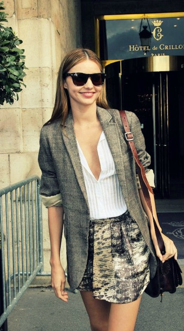 mir0 Street Style: Miranda Kerr