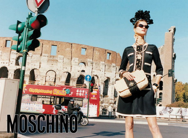 moschino La Moda Italiana: Moschino   Couture&Shock