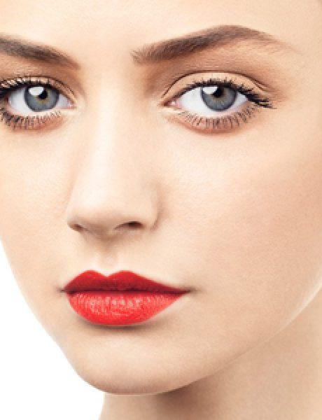 Beauty Bride: Prirodan izgled i crvene usne