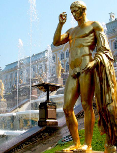 Peterhof: Zlatni sjaj carske Rusije