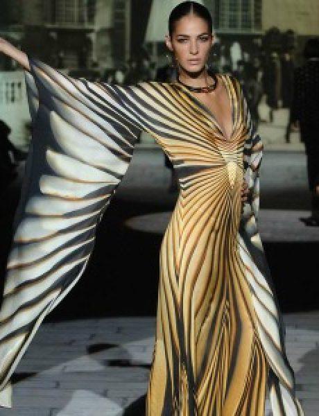 Modni vremeplov: Cavalli haljine