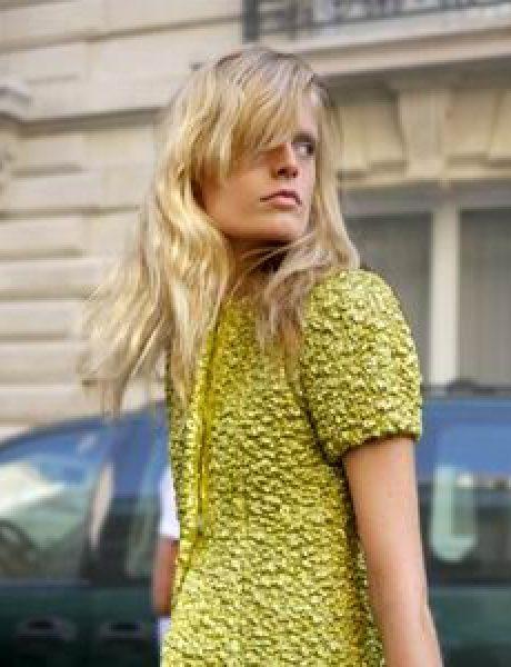 Street Style: Hanne Gaby Odiele