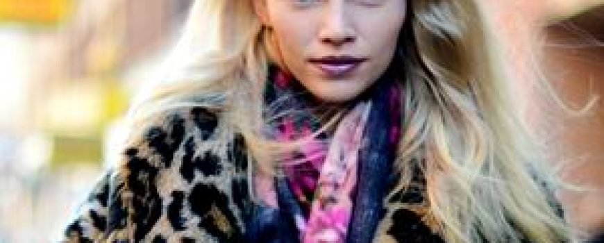 Street Style: Aline Weber