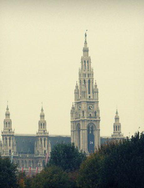 Trk na trg: Rathausplatz, Beč