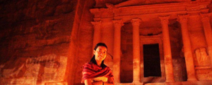 Jordan: Mistična zemlja mora, pustinje i istorije