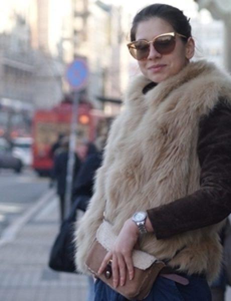Belgrade Style Catcher: Hladni januarski dani