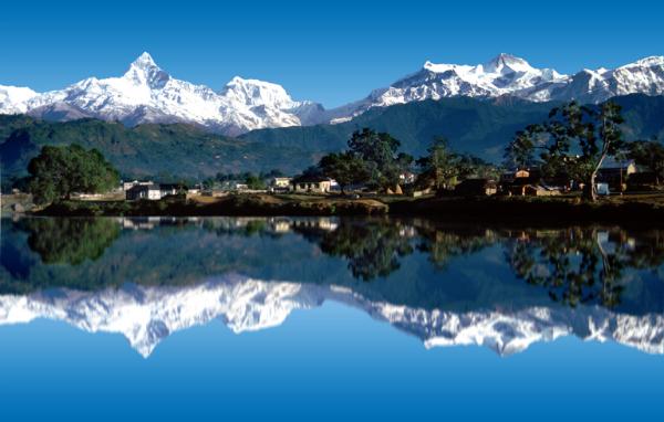 nepal 2 Produhovljeni krov sveta: Nepal