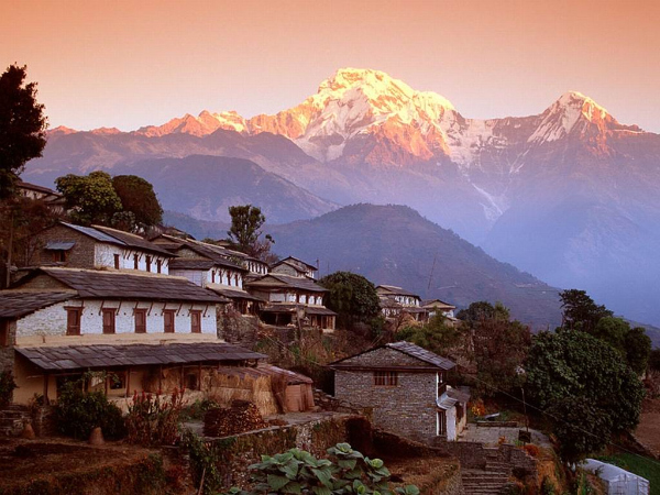 nepal Produhovljeni krov sveta: Nepal