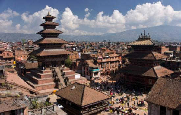 nepal3 Produhovljeni krov sveta: Nepal