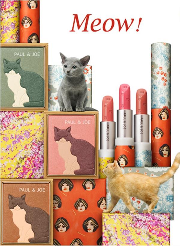 pauljoe kittens2 Modni zalogaji: Prolećni lakovi i mačija šminka