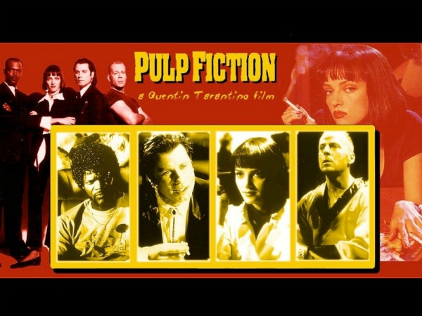 pulpfiction 3 u 1: Tarantino, Eyesburn i Dobro drvo