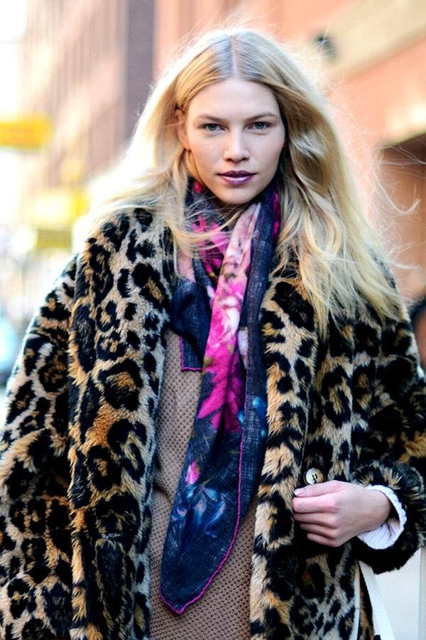 slika 41 Street Style: Aline Weber