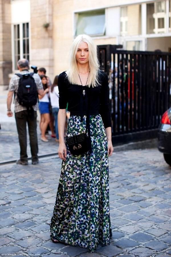 slika 5 Street Style: Aline Weber