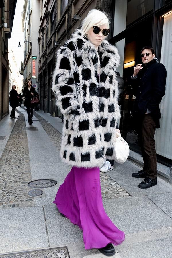 slika 81 Street Style: Abbey Lee Kershaw