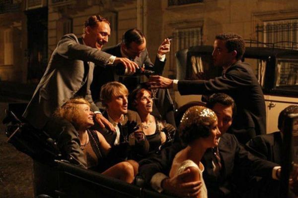 Film: Ponoć u Parizu