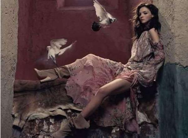 ungaro La Moda Italiana: Moda za crveni tepih