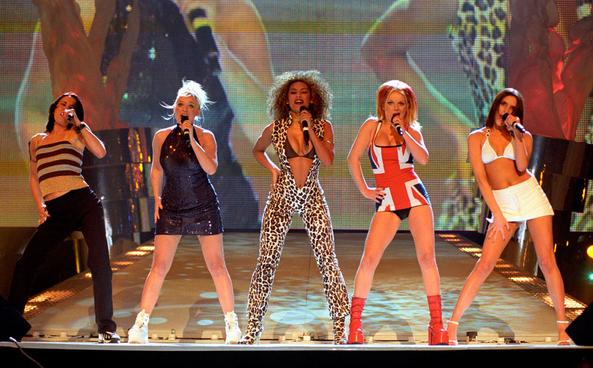 01. Spice Girls Ono što niste znali o dodeli nagrada BRIT