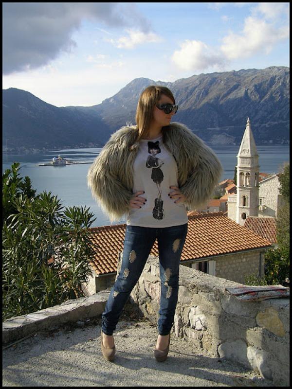 10 Street Style: Crnogorske modne blogerke