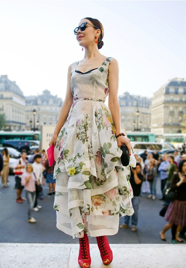 111103020610517288999277 Street Style: Ulyana Sergeenko