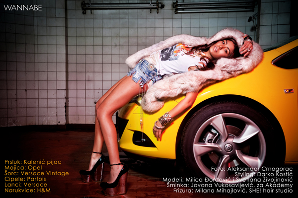 126 Wannabe editorijal: Wir leben Autos