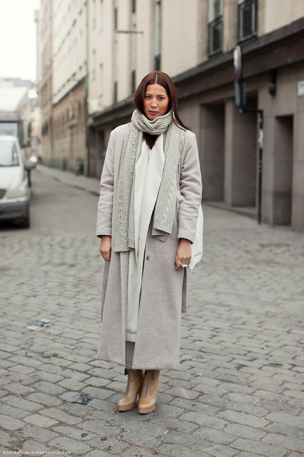 133 Stockholm Street Style: Krzno vlada