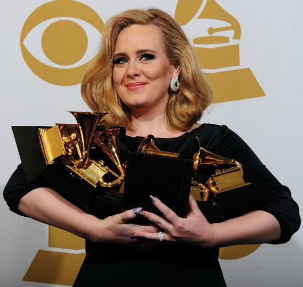 134 Dodela nagrada Grammy: Adele apsolutna pobednica