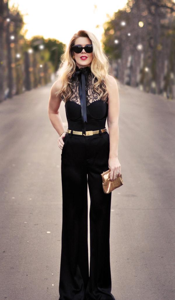 174 Fashion Blogs: Stil zanosnih plavuša