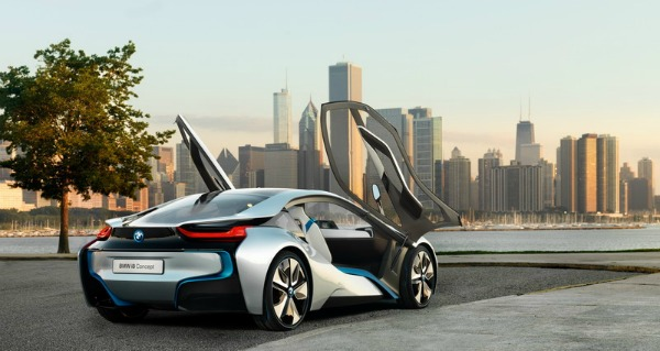 2014 BMW i8 Da Vinci XXI: Vozite se kao Tom Cruise