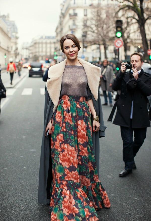 224232 600 Street Style: Ulyana Sergeenko