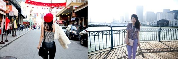 240 Fashion Blogs: Azijske modne princeze (4. deo)