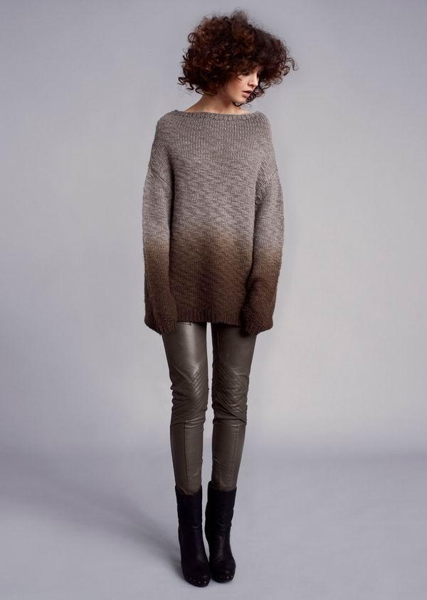 250 Stella Nova: Romantične haljine i topli džemperi