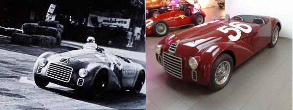 272 200km/h: Ferrari vs. Lamborghini