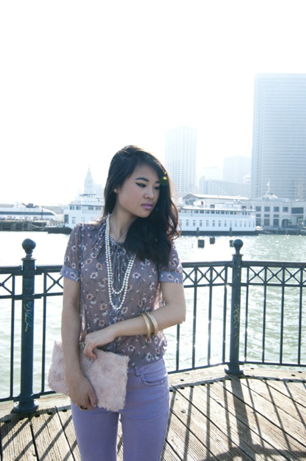 335 Fashion Blogs: Azijske modne princeze (4. deo)