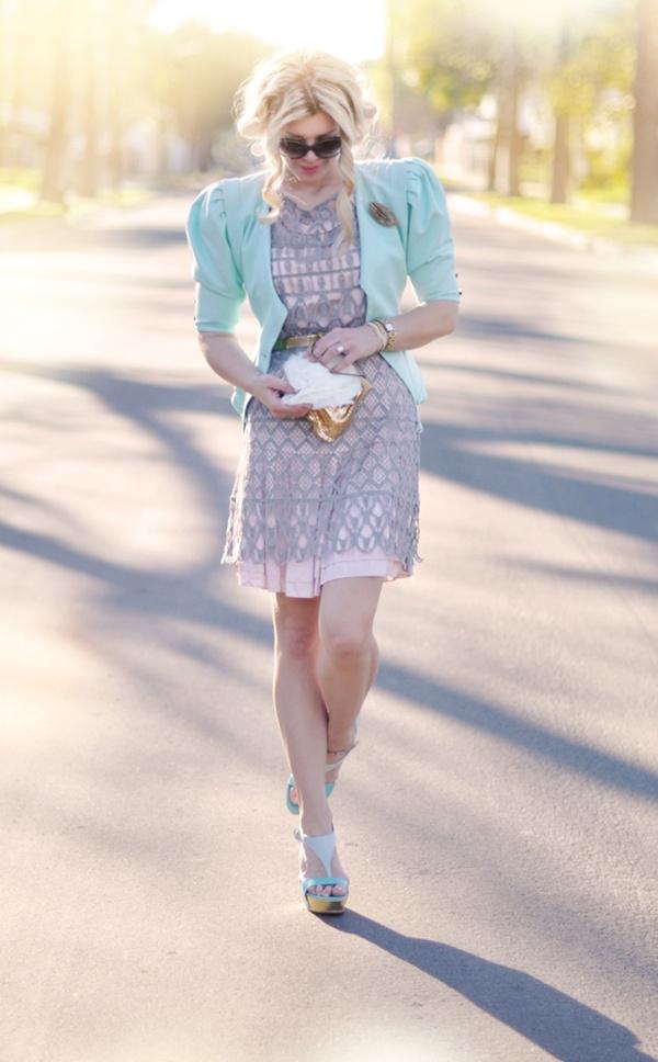 360 Fashion Blogs: Stil zanosnih plavuša