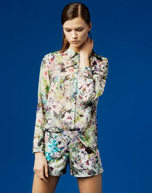 366 Zara: Eksplozivni cvetni printovi i pastelne boje