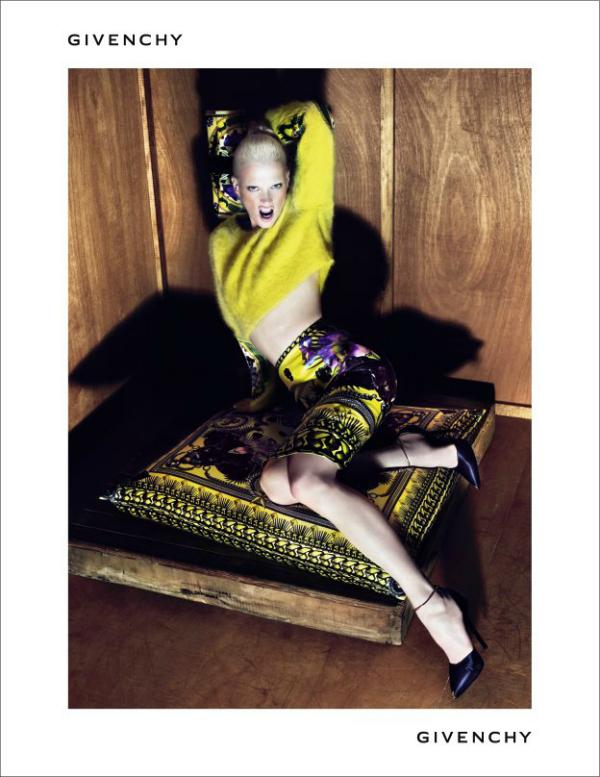 42 Givenchy: Divlje mačkice