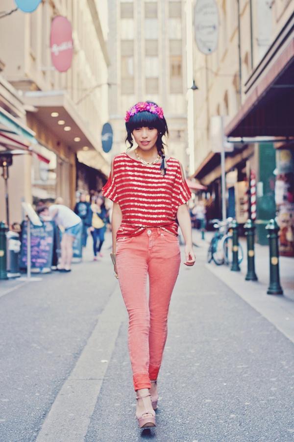 435 Fashion Blogs: Azijske modne princeze (4. deo)