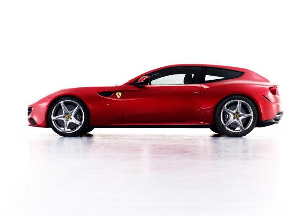 460 200km/h: Ferrari vs. Lamborghini