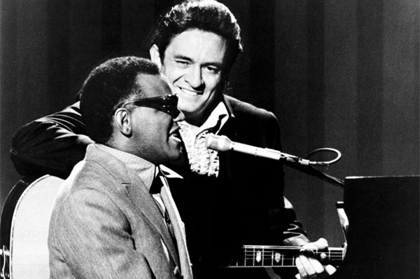 501180 ray charles johnny cash 617 409 Slepi muzičari