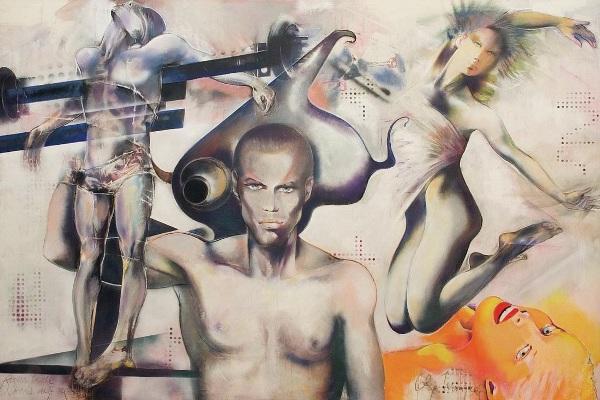 5748883 orig Umetnost koju ne briše vreme: Olja Ivanjicki