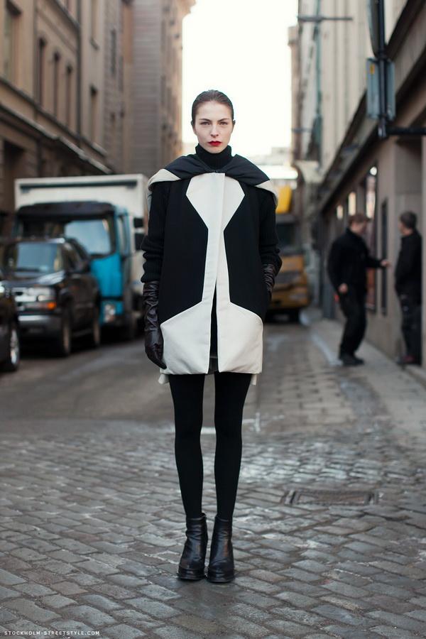 612 Stockholm Street Style: Krzno vlada