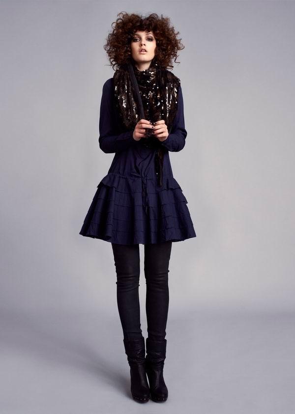 619 Stella Nova: Romantične haljine i topli džemperi