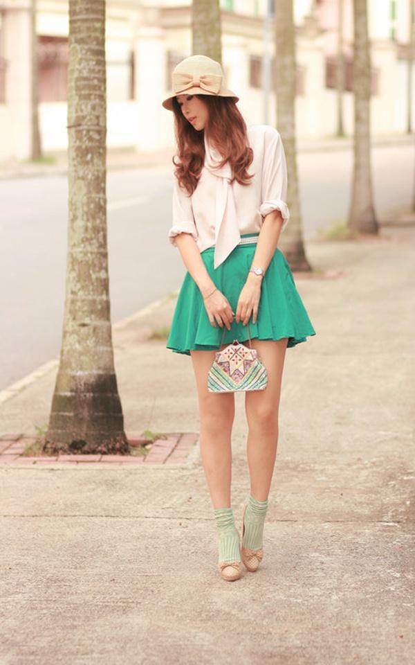 711 Fashion Blogs: Azijske modne princeze (4. deo)
