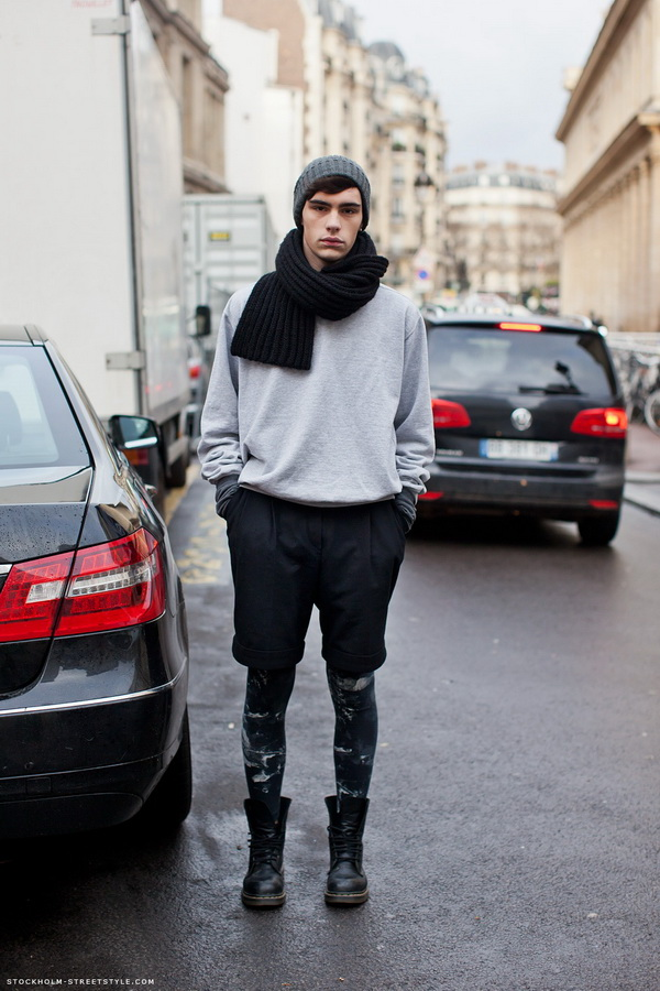 812 Stockholm Street Style: Modni februar