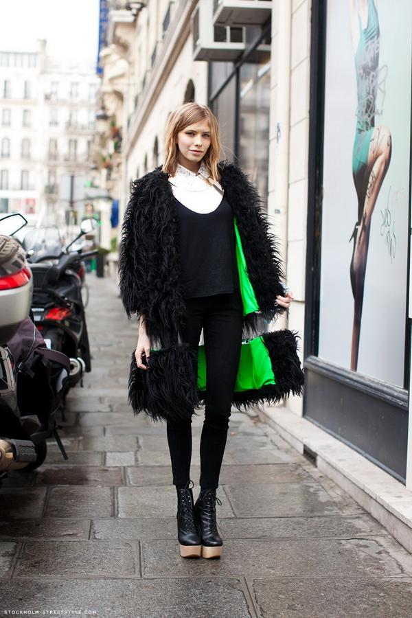 95 Stockholm Street Style: Modni februar