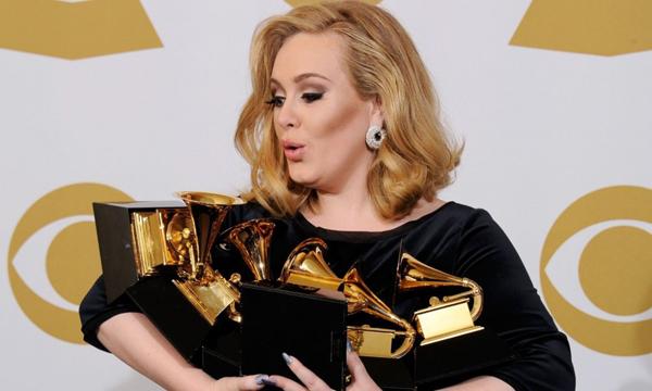 Adele Grammy 1024x614 Adele: Hoću   neću